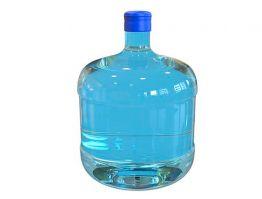 Доставка воды на дом или в офис: оптимальный объём