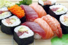 Суши - универсальное блюдо! Кто не любит суши?