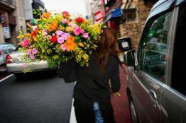 Доставка букетов по городам России