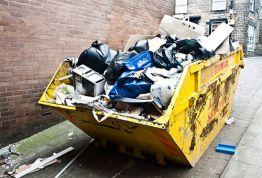 Поговорим о вывозе мусора
