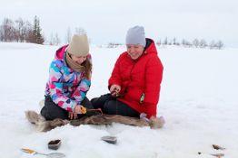 Подготовка к зимней рыбалке и маленькие секреты ловли рыбы зимой