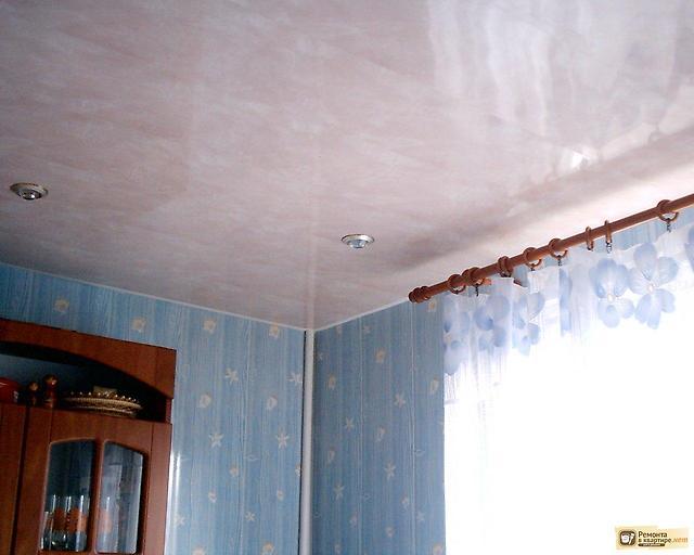 Как Пластиковые панели для потолка своими руками